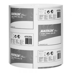 Katrin Classic System 2ply Towel M2 Blue Quality Matters