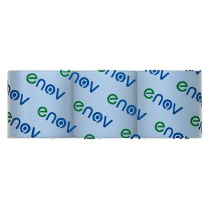 Pack of 3 blue tissue rolls