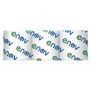 Pack of 3 white tissue rolls