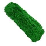 80cm fluffy, dust beater head in green